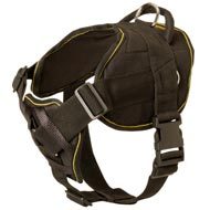 Nylon Newfoundland Harness for Pulling Tracking Training