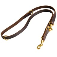 Multifunctional Leather Newfoundland Leash